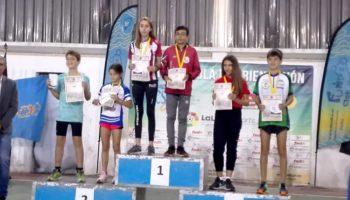 Varios caudetanos consiguen Medallas de Oro en los Campeonatos de España de Orientación