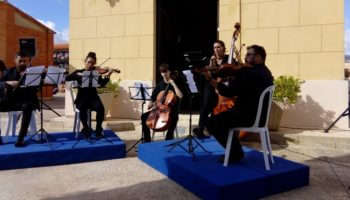 Gran acogida del acto de 'Recuerdo a los Difuntos' organizado por el Ayuntamiento de Caudete