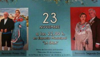 El próximo sábado se presentan los Reinados de los Bailes del Niño, aunque este año no hay Reyes Infantiles