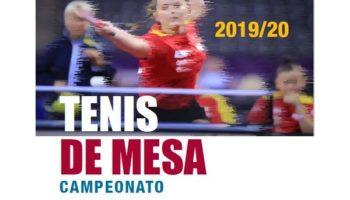 El pasado domingo Caudete acogía la primera prueba de la Fase Provincial de Tenis de Mesa en edad escolar