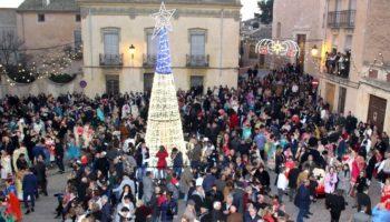Fotos | Ayer se celebró en Caudete el Primer Día de los Bailes del Niño