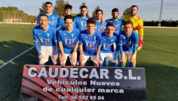 El C.D. Caudetano empató a uno este fin de semana contra el At. Jareño, y el Juvenil goleó 1-6 al Balompédica Albacete