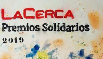 Paco Hernández 'El Rubio' ha colaborado un año más con La Cerca en los XI Premios Solidarios