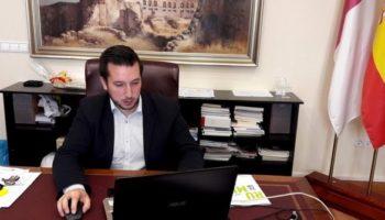 Moisés López lamenta que los diputados regionales del PSOE hayan votado en contra de destinar 300.000 euros para infraestructuras en Caudete