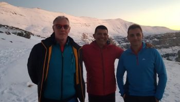 Fotos | Miembros del Club Trail Caudete realizaron una espectacular ruta circular por los Pirineos, y ascendieron hasta Monte Perdido