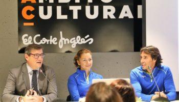 El pasado martes se presentó el NLTT (Natacha López Training Team) en el Corte Inglés de Valencia