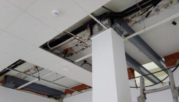 Las obras en el Centro Social 'Vicente Lillo' mejorarán la accesibilidad del edificio
