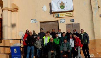 La Asociación de Amigos de los Caminos de Santiago del Sureste de Caudete cumple 10 años