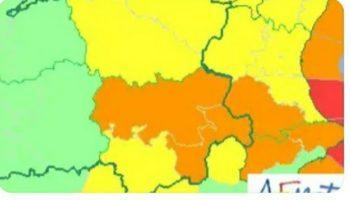 La Concejalía de Emergencias informa sobre la Alerta Naranja por nieve prevista para el domingo