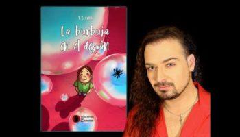 T.C. Ferri presenta su nueva novela, 'La burbuja en el desván'