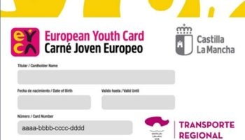 Organizada una campaña para promocionar el uso del Carné Joven Europeo