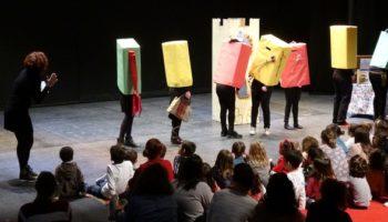 Nueva sesión de 'La Hora del Cuento' en el Auditorio Municipal