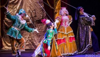 El sábado se pondrá en escena 'Pinocho, un musical para soñar' en el Auditorio Municipal de Caudete