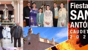 Este fin de semana se celebran en Caudete las Fiestas en honor a San Antonio Abad