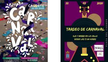 Al Carnaval del próximo sábado se sumará un tardeo especial en la Plaza del Carmen