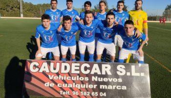 El C.D. Caudetano perdió 1-2 frente a un Munera con más acierto que juego