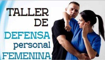 La Concejalía de Deportes del Ayuntamiento de Caudete ha organizado un Taller de Defensa Personal Femenina