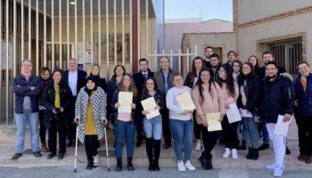 La Junta se compromete a apoyar las políticas activas de empleo en Caudete