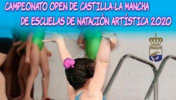 La Piscina Cubierta de Caudete acogerá una competición de natación artística a finales de febrero