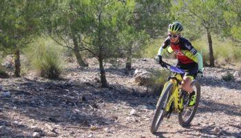 Nieves Giménez ganó de nuevo, esta vez en la VIII Ruta BTT de Casas de Juan Núñez