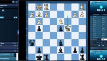 El Club de Ajedrez Caudete va a organizar un campeonato de ajedrez online todos los días