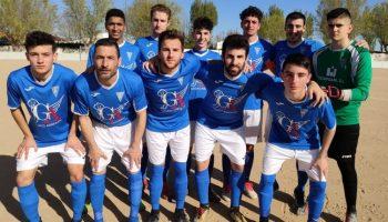 El C.D. Caudetano se impuso al Mahora por 1-2 y el Juvenil ganó 5-0 al Alpera