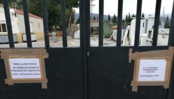El ecoparque de Caudete permanecerá cerrado hasta nuevo aviso