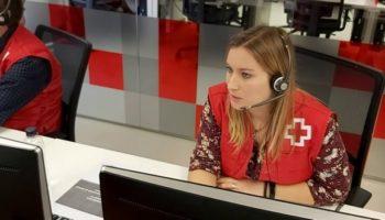 La Asamblea de Caudete participa en el Plan Cruz Roja Responde frente al COVID-19