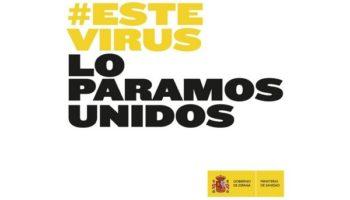 El Gobierno de España lanza la campaña #EsteVirusLoParamosUnidos
