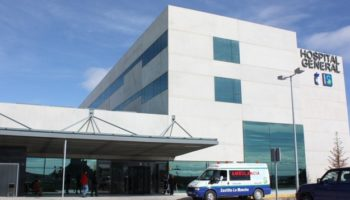 El Hospital de Almansa, primero de Castilla-La Mancha en no tener a ningún paciente de Covid-19