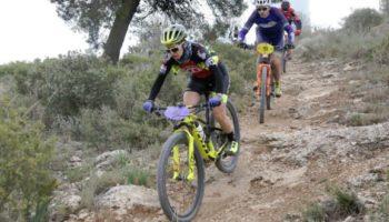 Nieves Giménez ganó en Pozo Cañada y sigue liderando la general del Circuito Provincial de BTT