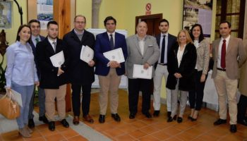 Caudete y Almansa reivindican en Toledo una apuesta clara por el Corredor Mediterráneo