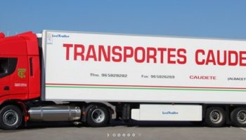 Transportes Caudete agradece a todos sus empleados, especialmente a sus conductores, su esfuerzo y dedicación en estos momentos de emergencia sanitaria