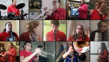La Asociación de Amigos de la Música de Caudete ha realizado un vídeo para alegrarnos los días de confinamiento