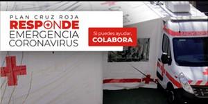 Colabora con Cruz Roja