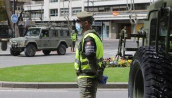 Una sección del Regimiento de Transmisiones 21 de Marines (Valencia) estará hoy en Caudete