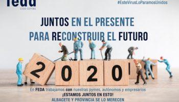FEDA presentará un documento de propuestas empresariales a los ayuntamientos para la reactivación de las economías locales