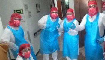 La Residencia de Ancianos de Caudete ya cuenta con concentradores de oxígeno para todos los residentes
