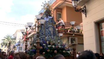 Un grupo de caudetanos propone a la Mayordomía que la Virgen de Gracia permanezca en Santa Catalina del 1 al 12 de septiembre