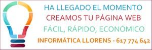 Llorens - Diseño de páginas web y posicionamiento SEO