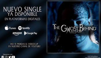 The Ghost Behind presenta su nuevo single, 'Aléjate'