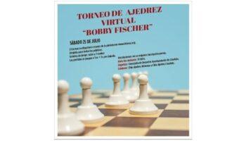 El 25 de julio se celebrará el Campeonato de Ajedrez Online 'Bobby Fischer'