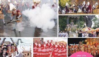 El Ayuntamiento continúa con su campaña de promoción de las Fiestas de Caudete en medios de comunicación