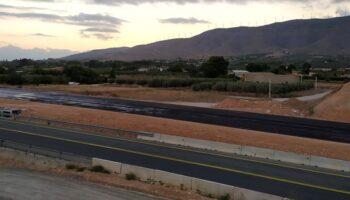 Entre el 7 y el 10 de septiembre se desviará todo el tráfico de la N-344 por la Avenida de Valencia