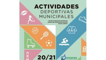 El Ayuntamiento publica la oferta deportiva municipal para los próximos meses