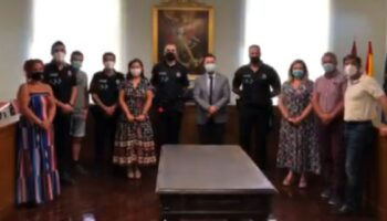La semana pasada tomaron posesión de sus cargos los dos nuevos agentes de la Policía Local