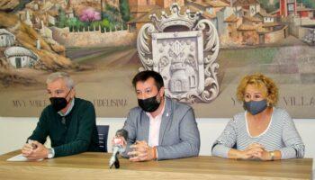 Hoy se ha presentado en el Ayuntamiento de Caudete la III Beca de Investigación 'Francisco José Doménech Mira'