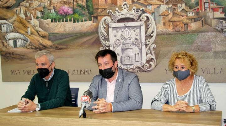 Hoy se ha presentado en el Ayuntamiento de Caudete la III Beca de Investigación 'Francisco José Doménech Mira', Caudete Digital - Noticias y actualidad de Caudete (Albacete)