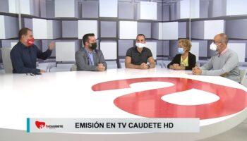 Mañana se emite en TV Caudete HD el tercer programa de la temporada del programa Nuestra Actualidad