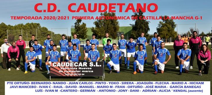 C.D. CAUDETANO 2020 / 2021